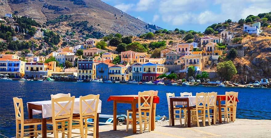 Oferta Sejururi Charter Rhodos Grecia